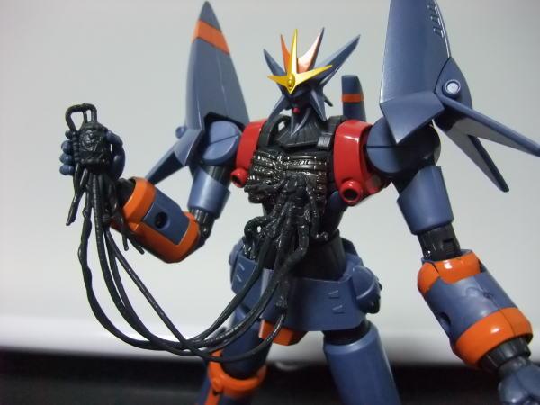 バンダイ スーパーロボット超合金 ガンバスター 8