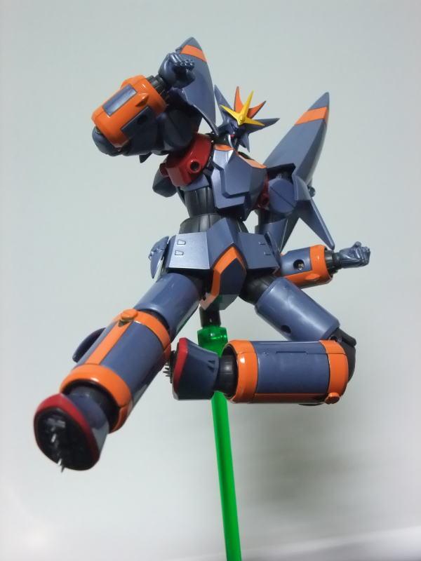 バンダイ スーパーロボット超合金 ガンバスター 9