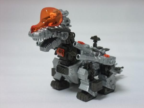 コトブキヤ Dスタイル ウルトラザウルス 6