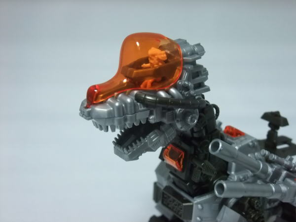 コトブキヤ Dスタイル ウルトラザウルス 4