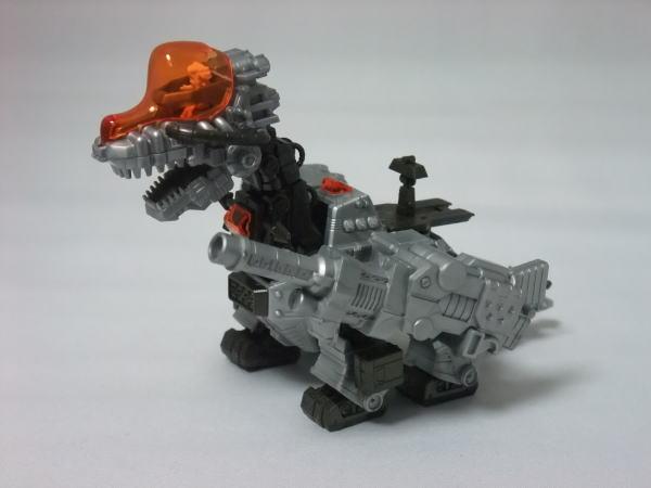 コトブキヤ Dスタイル ウルトラザウルス 7