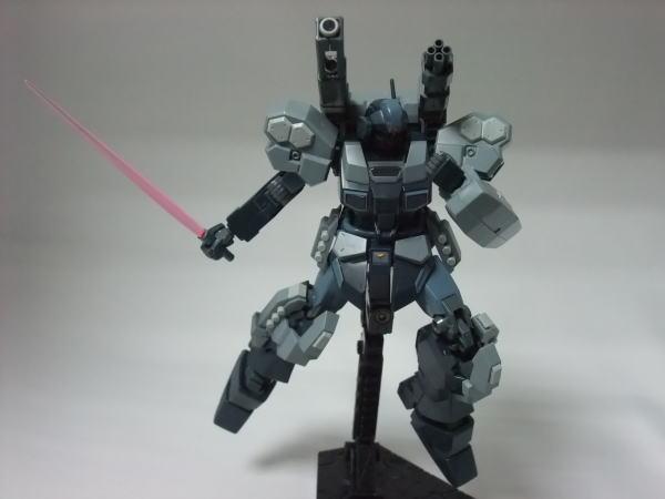 バンダイ HGUC ジェスタ・キャノン 7