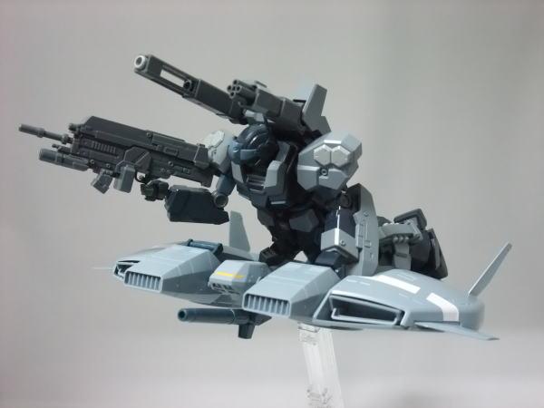バンダイ HGUC ベースジャバー 12