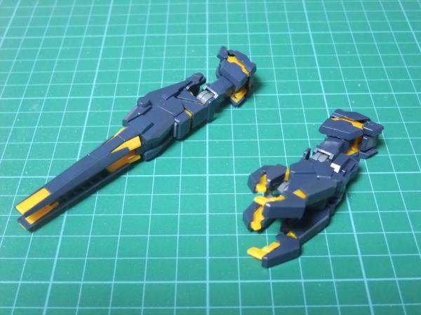 バンダイ HGUC UCガンダム2号機 デストロイモード 4