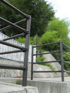 IMG_1367矢ヶ崎城址、登り口