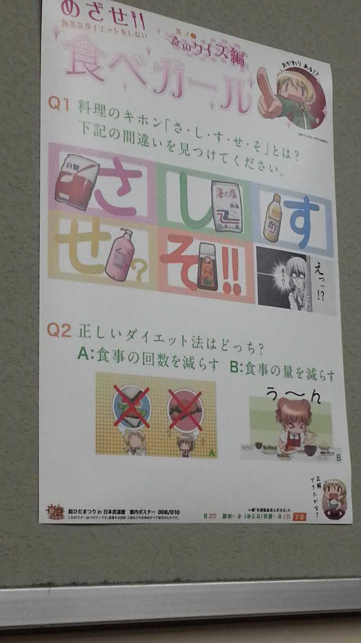 2013/3/3 超ひだまつり in 日本武道館③