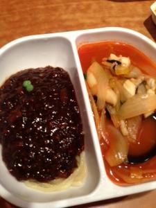 新宿飯店チャンジャ麺