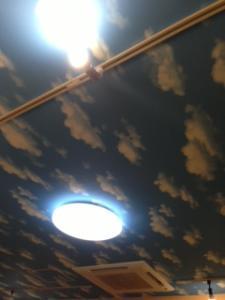 クシー青空天井