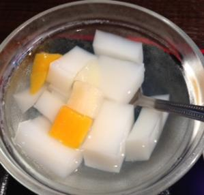 珍香園杏仁豆腐