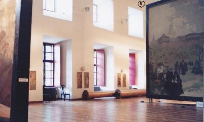 モラフスキー・クルムロフの「スラヴ叙事詩展示」