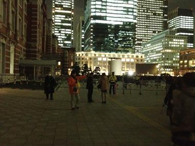 東京駅PM09
