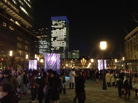 東京駅445