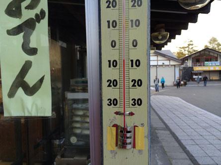 気温3度_131016