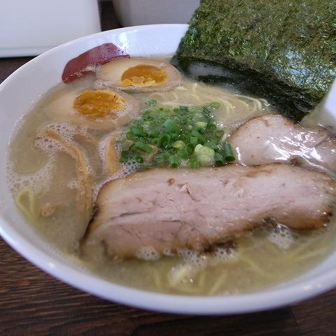 2012-08-21 麺屋 三四郎 009