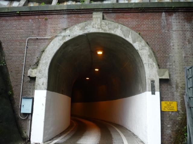 煉瓦造トンネル