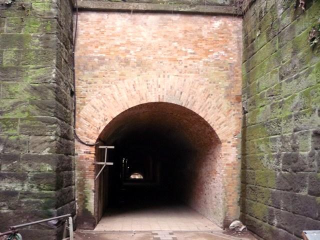 通称「愛のトンネル」