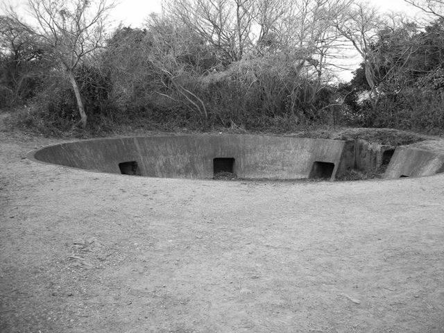 武山高角砲台