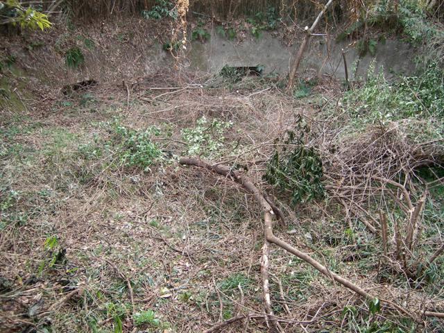 武山高角砲台(4)