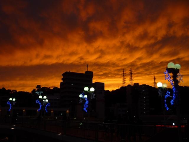 燃える空(2)