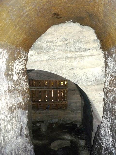 三戸海岸北洞窟陣地