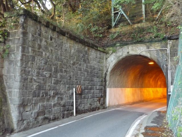 旧水道トンネル