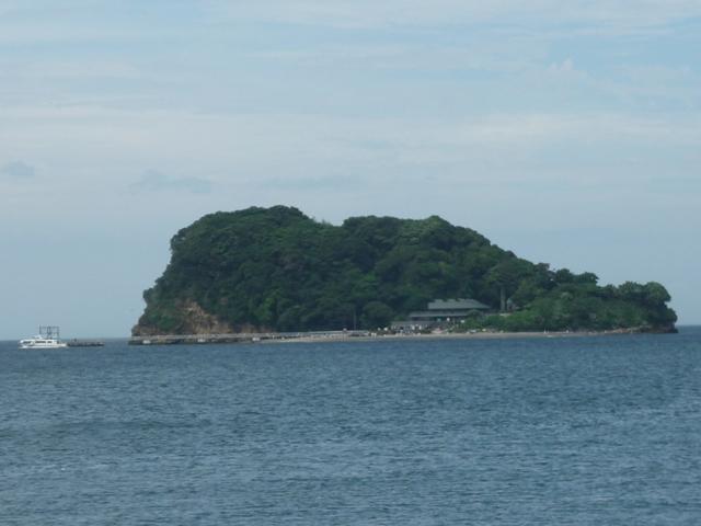 猿島に猿は一匹もいないけど猿島なのだ