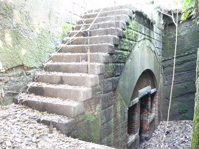 北門第二砲台観測所
