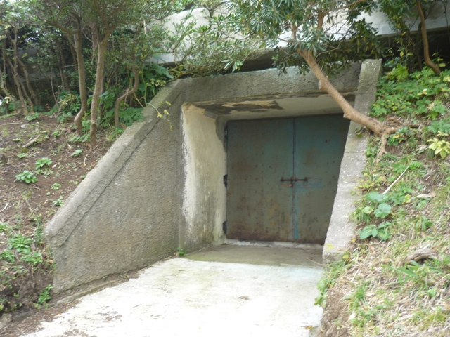 砲側観測所