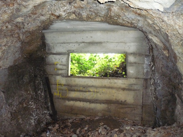 江ノ島洞窟砲台(2)
