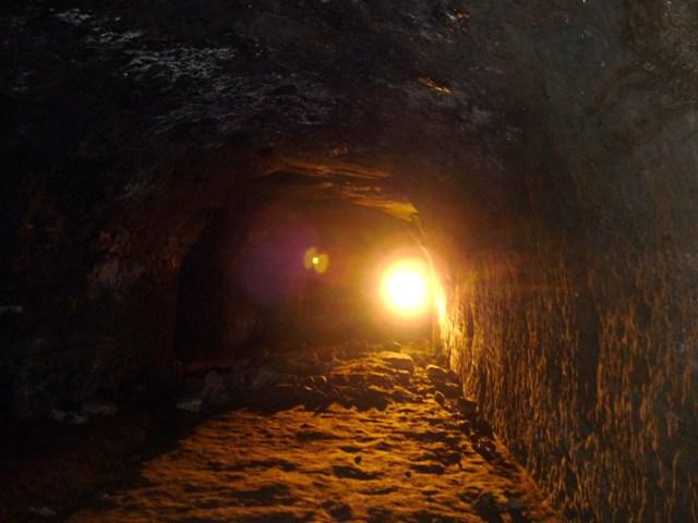 貝山地下壕B