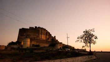 メヘランガール城塞