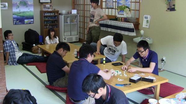 2012夏季合宿 最終日