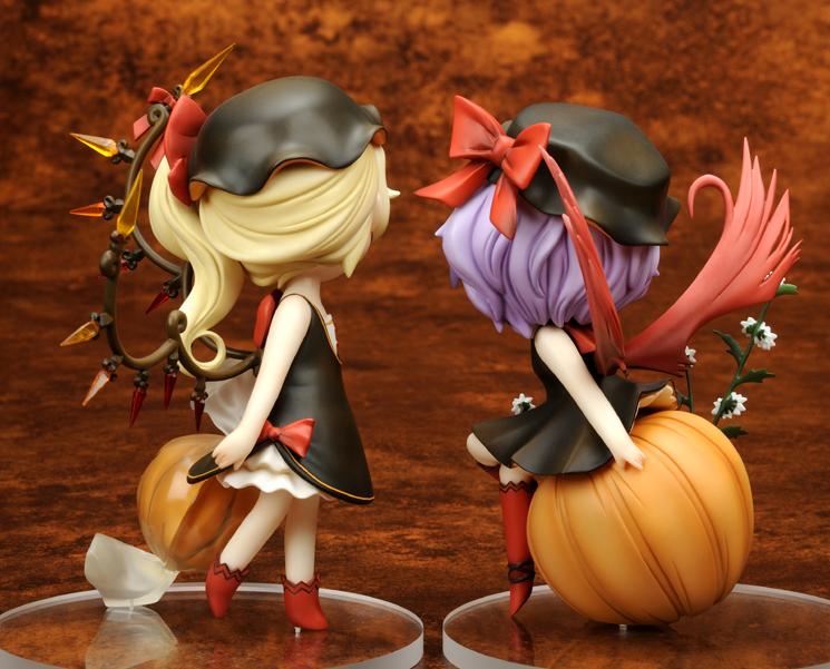 ハロウィンレミィちゃん & ハロウィンフランちゃん03