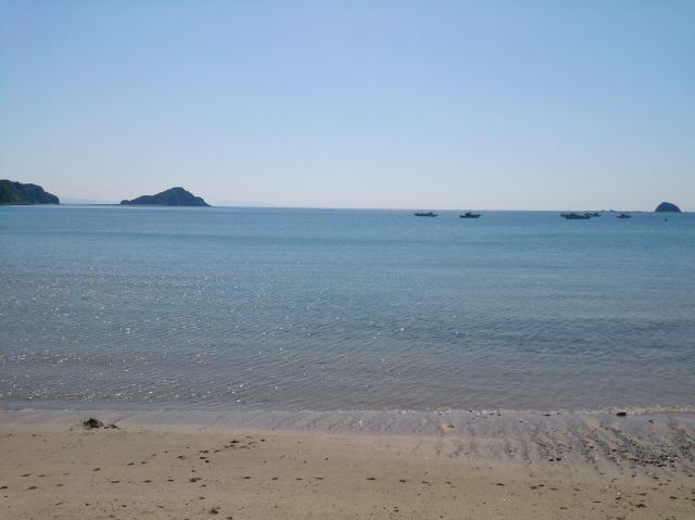 砂月海水浴場①