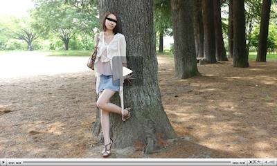 スレンダー優子ちゃん、おじさんと温泉不倫旅行に行っちゃた! 岡田優子 19歳 -天然むすめ
