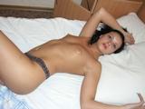 西洋素人美女 プライベートヌード画像 5