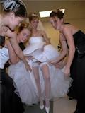 ウェディングドレス セクシー画像 4