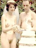 ウェディングドレス セクシー画像 12
