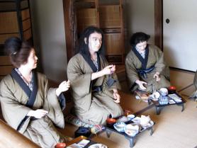 伊豆の踊り子蝋人形