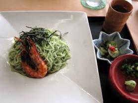 あおさ素麺1