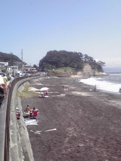 稲村ケ崎海岸3