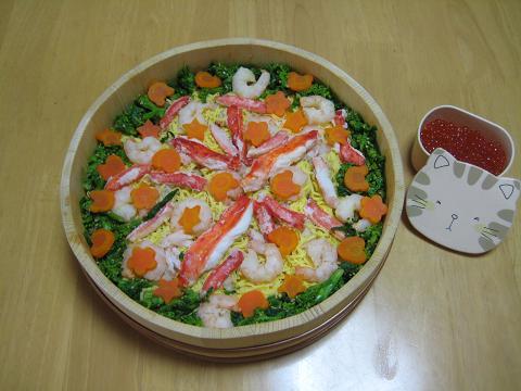 大自然蟹ご飯 006