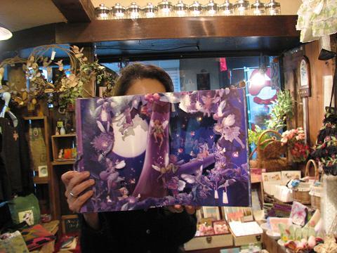 素敵な妖精ポップアップ絵本