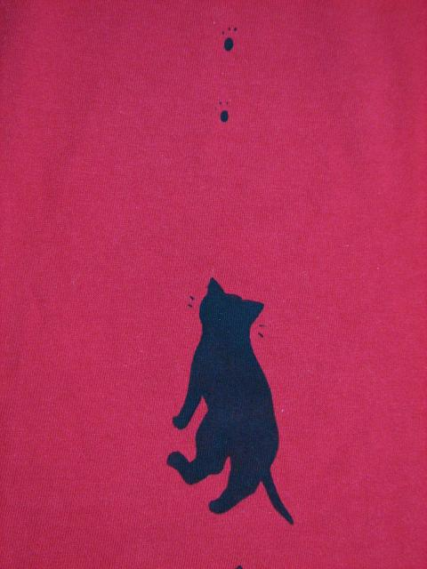 影猫Tシャツ 004