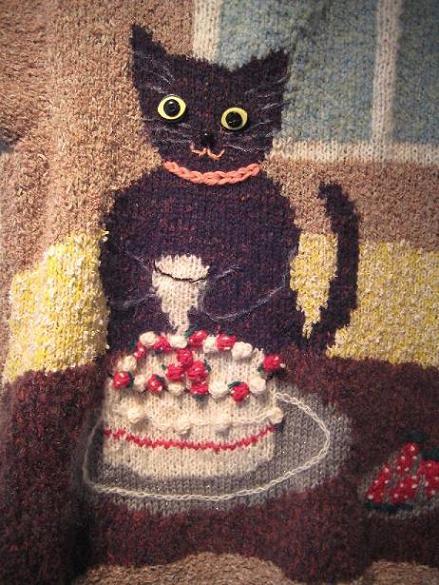ケーキねこ