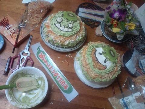 のりぶぅずお楽しみパーティ13日ケーキ作り 035