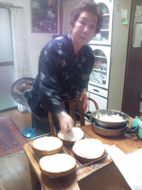 のりぶぅずお楽しみパーティ13日ケーキ作り 021