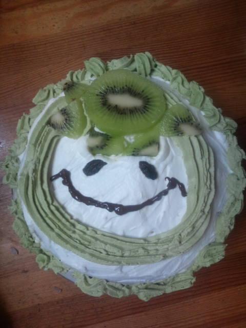 コピー ~ のりぶぅずお楽しみパーティ13日ケーキ作り 034