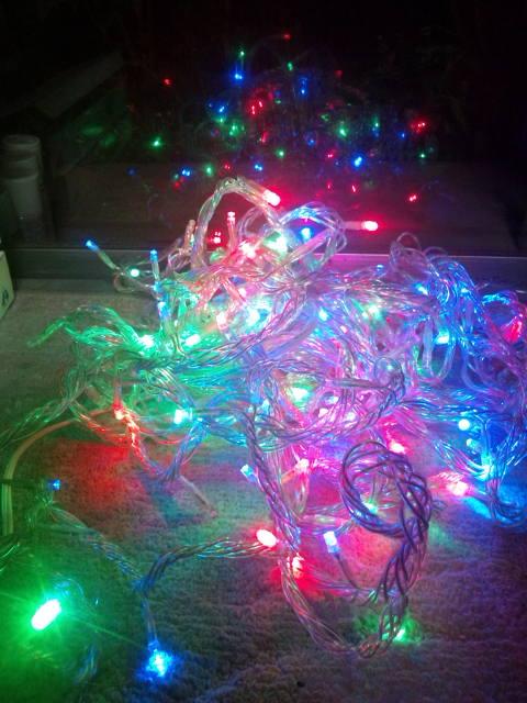 LEDデコレーション燈