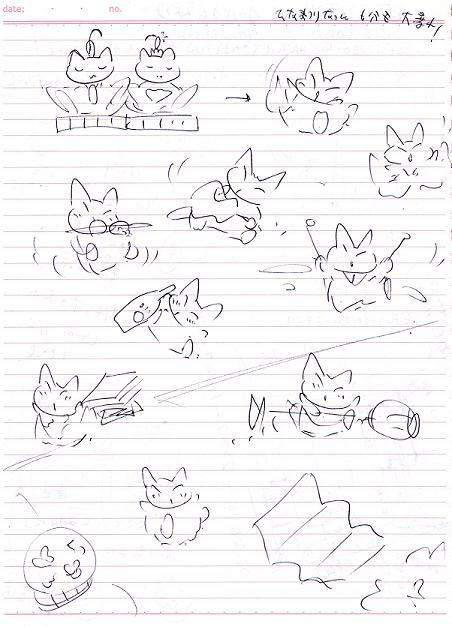 猫又ひな祭り083